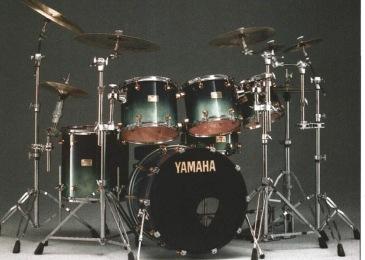 Yamaha Custom Drums